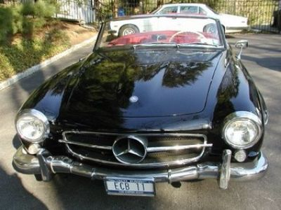 Used-1958-Mercedes-Benz-190-SL