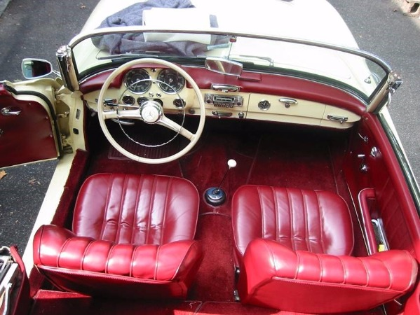 Used-1957-Mercedes-Benz-190-SL
