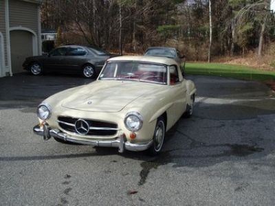 Used-1961-Mercedes-Benz-190-SL