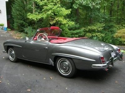 Used-1960-Mercedes-Benz-190-SL