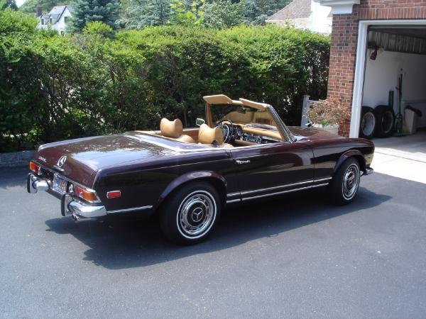 Used-1971-Mercedes-Benz-280-SL