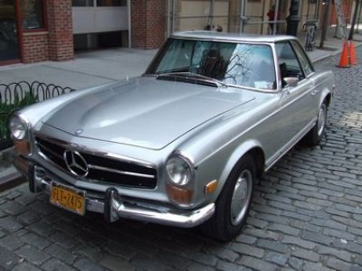 1971 mercedes benz 280 sl stock 3797 13901 for sale near for Mercedes benz of greenwich used cars