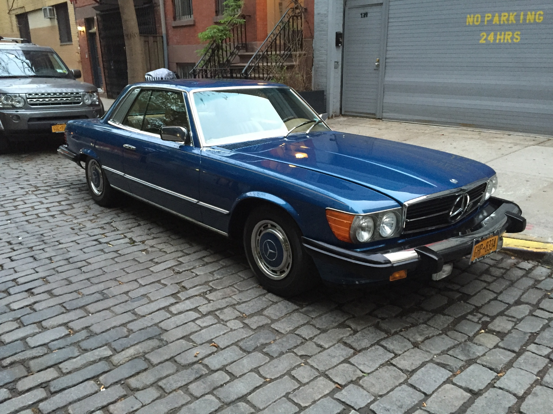 1976 mercedes benz 450 slc stock 3089 133291 for sale for Mercedes benz nyc
