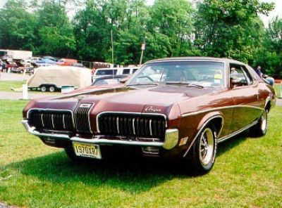 Used-1970-Mercury-Cougar