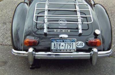Used-1962-Mg-MGA-MK-II