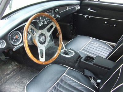 1967 Mg MGB GT Fastback Stock # 3094-13314 for sale near New York