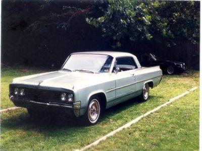 Used-1963-Oldsmobile-2-Door-Hardtop