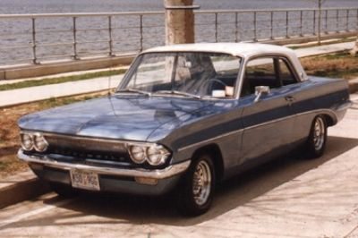1961 Oldsmobile Cutlass Stock # 1687-12118 for sale near New
