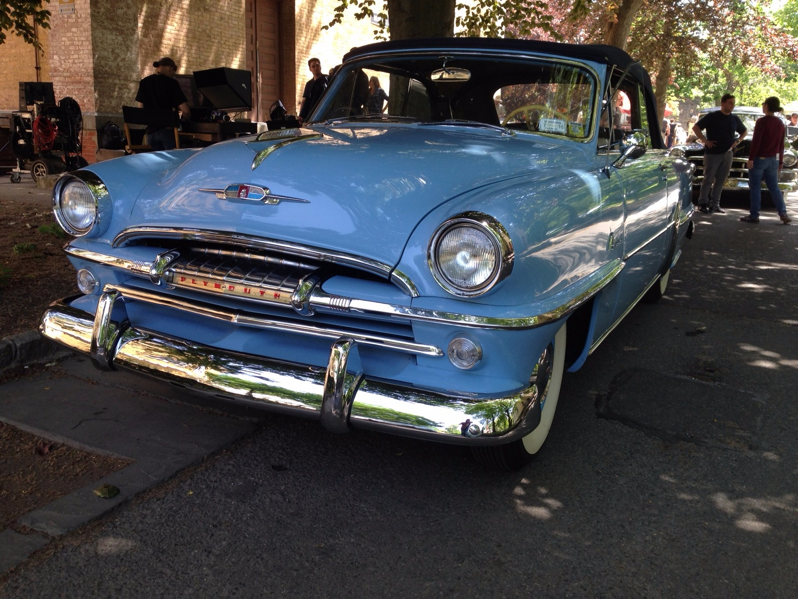 1954 Plymouth Belvedere Stock 3974 140691 For Sale Near
