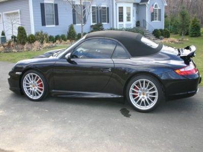 Used-2006-Porsche-Carrera-Targa