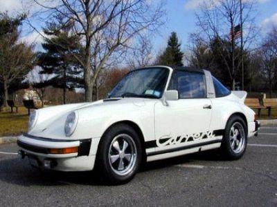 Used-1974-Porsche-Carrera-Targa