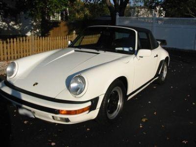 Used-1989-Porsche-Carrera-Targa