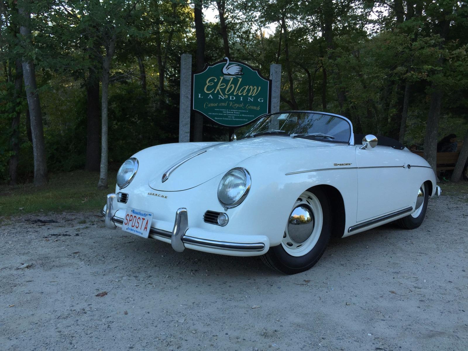 1955 Porsche Speedster Stock 3877 14077 For Sale Near